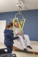 Plafondlift geschikt voor begeleid gebruik