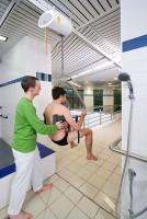 Plafondlift voor uw zwembad of whirlpool